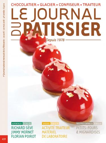 Cover Art for Le Journal du pâtissier : confiseur, glacier, chocolatier, traiteur.